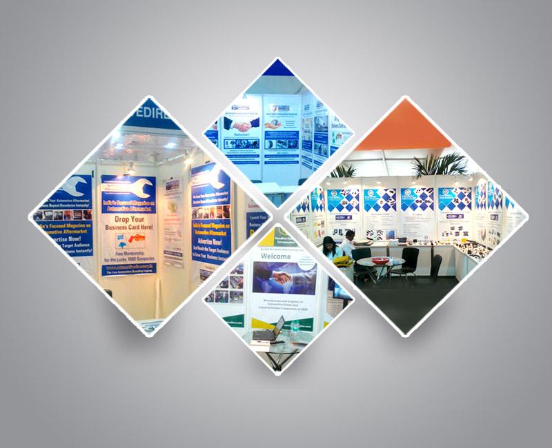 Exhibition Stall Design Portfolio